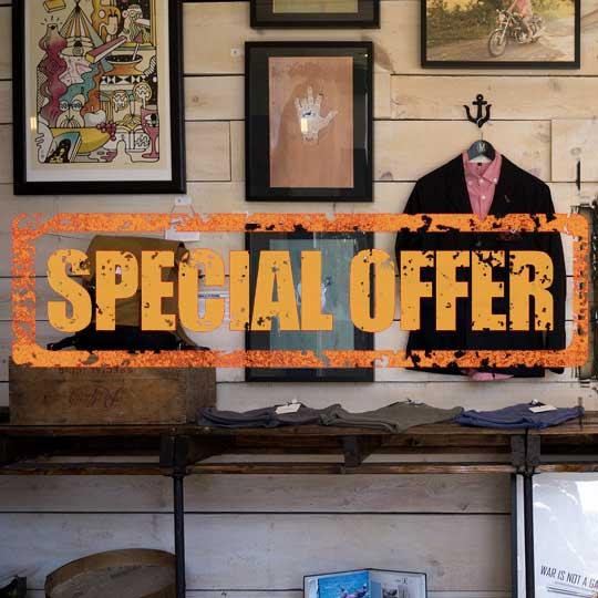 Online-Shop Angebot